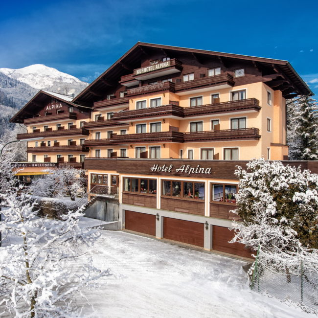 Hotel Alpina Winter