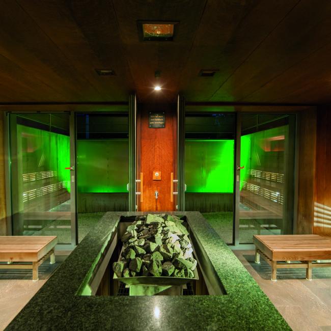 Sauna Cascadia